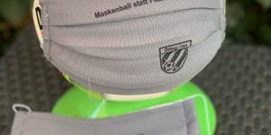 Maskenball statt Fussball